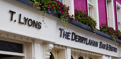 The Derrylahan Signage