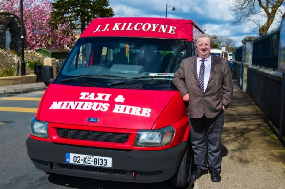 John J. Kilcoyne Taxi & mini-bus hire